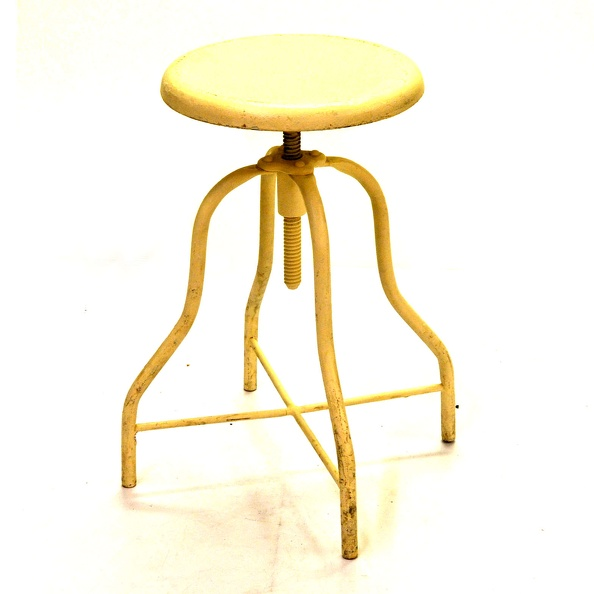 Stool, Exam- DR, PERIOD, Stationary W/ S-leg