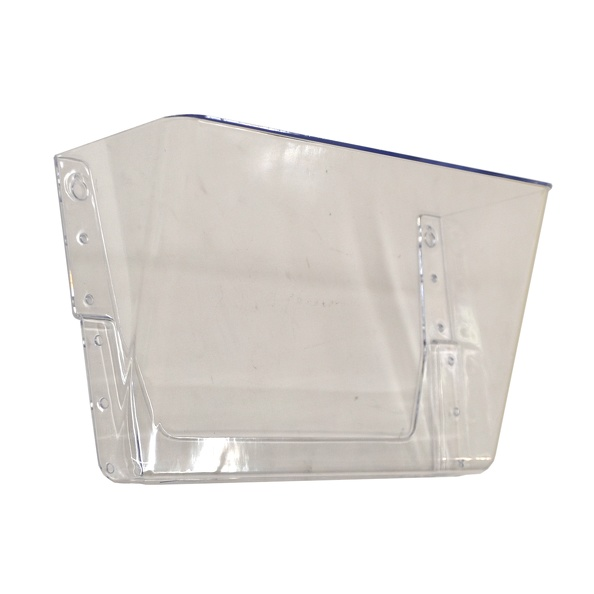 Pocket, Wall- Plastic, Clear