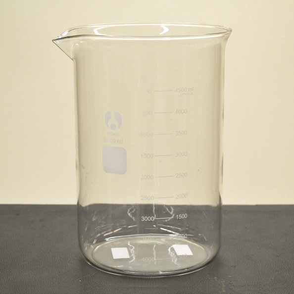 Labware: Beaker, Glass- 2000-5000 ML Large, Misc
