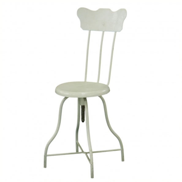 Stool, Exam- DR, High Backed, PERIOD
