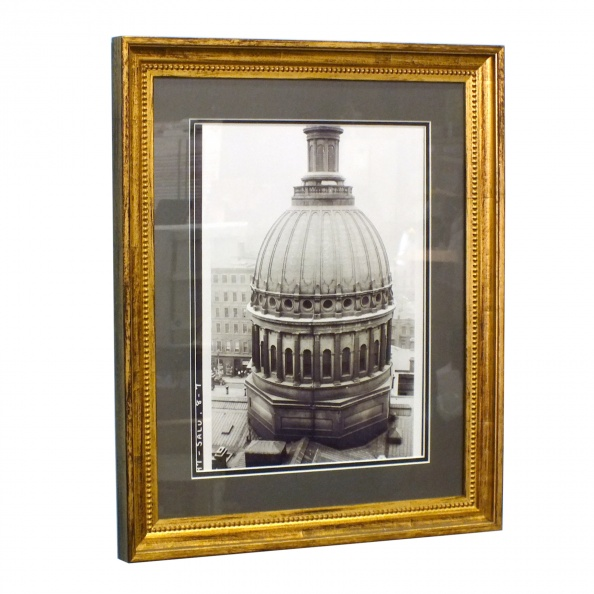 Cleared Art- GOVERNMENT BUILDING, Photo, Framed