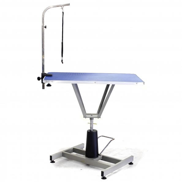 Table, Grooming- Dog, Vet, Square Base